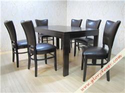 DOLLY WITH ATLANTA TABLE (1+6)